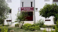 Muğla'da Deney Hayvanları Uygulama ve Araştırma Merkezi kuruldu…