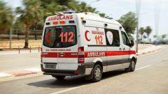 Bariyere çarptı: 1 ölü, 1 yaralı…
