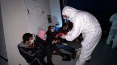 Mahsur Kalan 17 Sığınmacı Kurtarıldı…