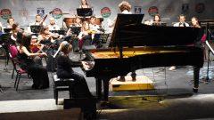 İdil Biret, Bodrum'da Konser Verdi…