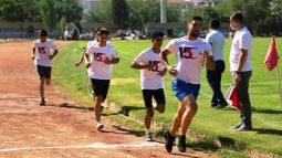 Bodrumlu Atletler Şehitler İçin Koştu…