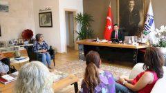 Başkan Aras'tan TCK 103'e Tam Destek…