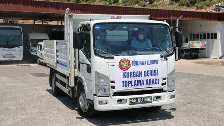 Kurban Derileri Türk Hava Kurumuna…