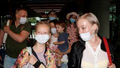 Muğla'ya İlk Rus Turist Kafilesi Geldi…