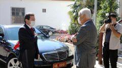 Muğla Valisi Tavlı, Büyükşehir Belediye Başkanı Gürün'ü ziyaret Etti…