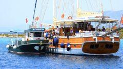 Teknelerden 109 bin 230 Kilo Atık Toplandı…