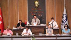 Belediye Meclisi 3Eylül'de Toplanıyor…