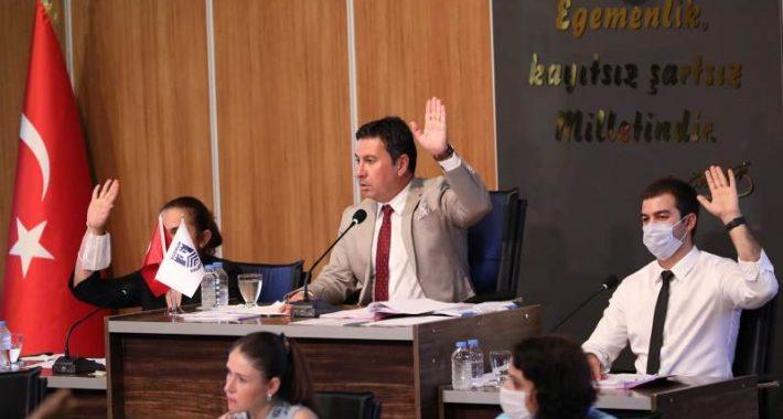 Karaada'nın Kiralama Talebine Oy Birliğiyle Red…