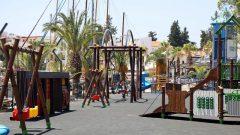 Limandaki Çocuk Parkları Hizmete Girdi…