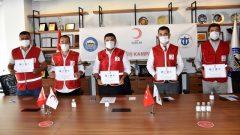 STK'lar Kan Bağışına Destek…