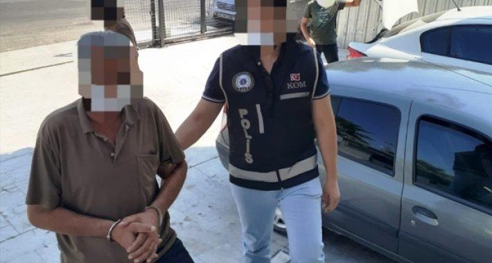 13 Suçtan 5 Yıldır Aranıyordu Sahte Kimlikle Yakalandı…