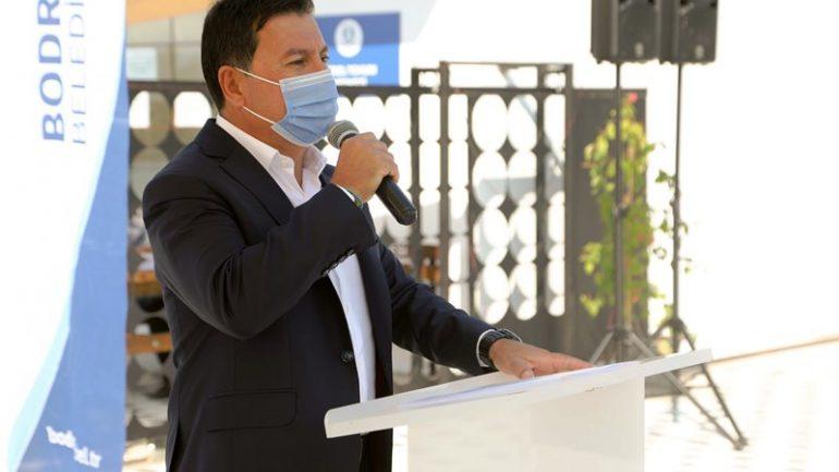 Bodrum Belediyesi 140 Bin Kişilik Fideyi Hibe Etti…
