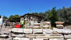 Stratonikeia Antik Kenti'ndeki Çalışmalar Sürüyor…