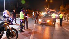 Trafik Kazası: 1'i Polis 3 Kişi Yaralandı…