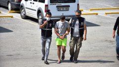 Aranan Zanlı, Bodrum'da Yakalandı…