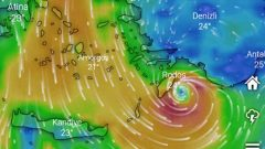 Tropikal Fırtınaya Dikkat !