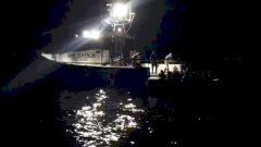 Teknedeki 2 Kişi Öldü, 17 Kişi Kurtarıldı…