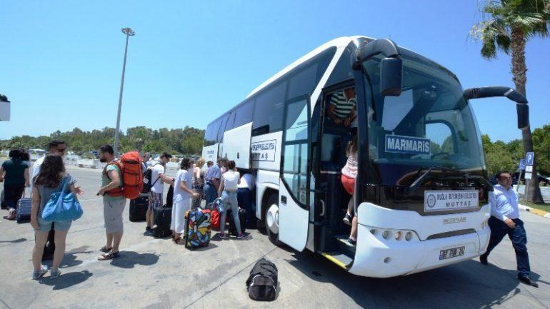MUTTAŞ 3 Milyon 444 Bin Yolcu Taşıdı…