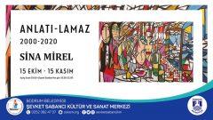 """""""ANLATI-LAMAZ (2000-2020)"""" 15 Ekim'de Açılıyor…"""