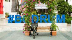 Bodrum Belediyesinden Atatürk Heykeli Sürprizi…