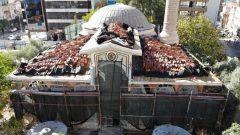 Kurşunlu Cami'nde Restorasyon Devam Ediyor..