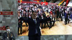 MHP Kongresinde Başkanlığa Mehmet Korkmaz Tekrar Seçildi
