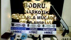 Bodrum'da Uyuşturucu Operasyonu…