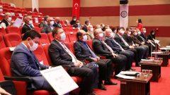 Büyükşehir Kasım Ayı Meclisi Toplandı…