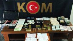 Kaçakçılık Ve Tefecilik Operasyonu: 9 Gözaltı…