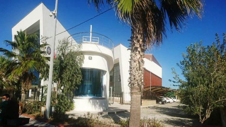 Turgutreis Sahil Güvenlik Komutanlık Binası, Sessiz Sedasız Hizmete Açıldı…